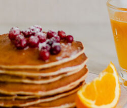 Pittman & Davis Cranberry Orange Pancake