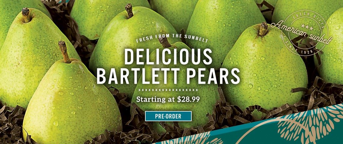 Slide - Bartlett Pears