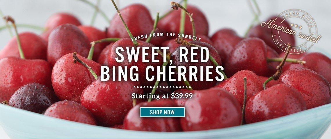 Slide - Bing Cherries