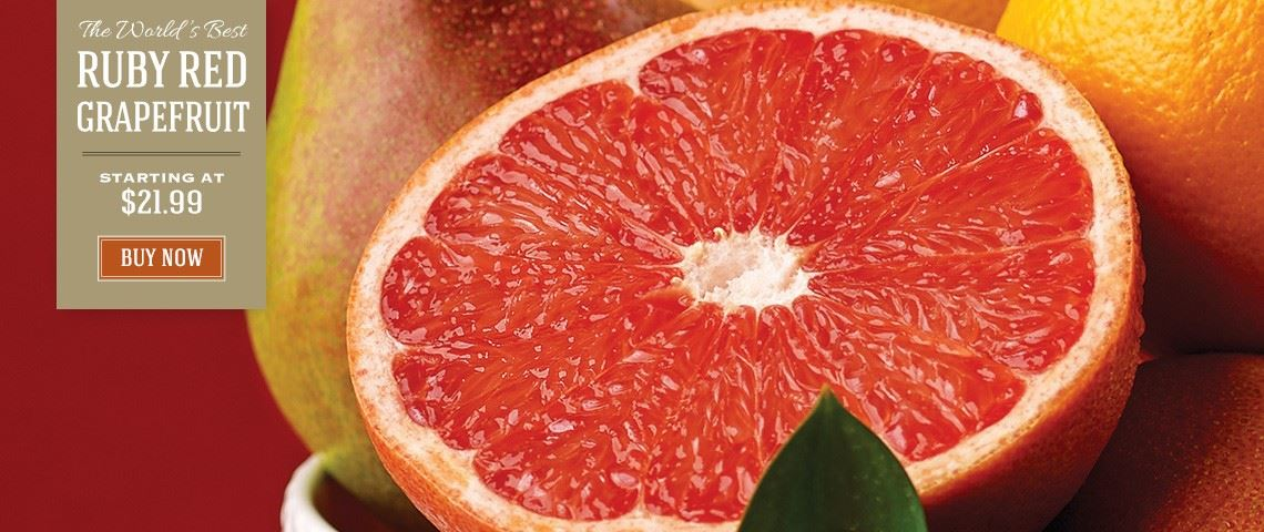 Ruby Red Grapefruit - Slide
