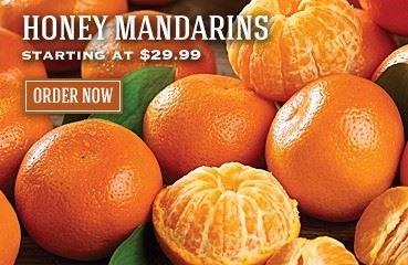 Promo - Mandarins