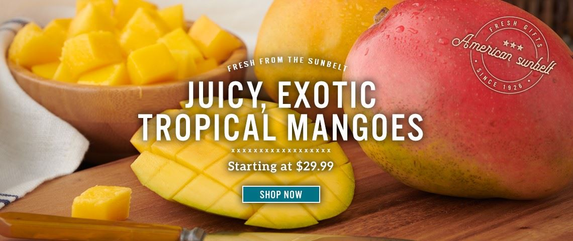 Slide - Tropical Mangoes