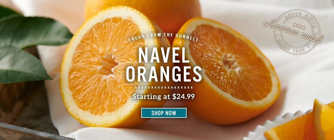 Slide - Navel Oranges