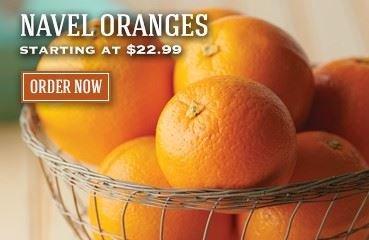 Promo - Navel Oranges