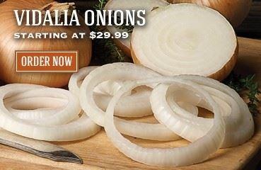 Promo - Vidalia Onions