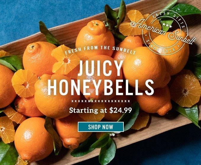 Slide Mobile - Honeybells