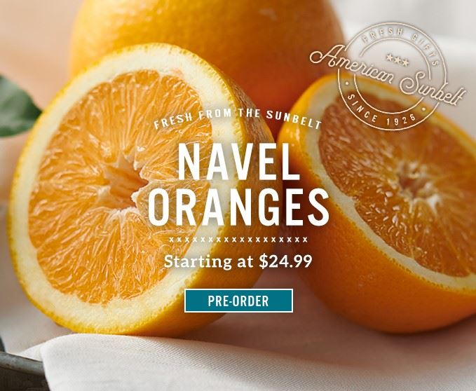 Slide Mobile - Navel Oranges
