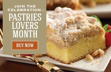 Pastries Lovers - Promo