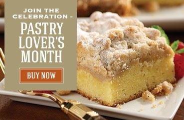 Pastries Lovers - Promo