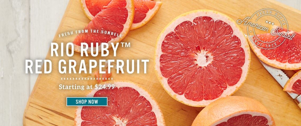 Slide - Ruby Red Grapefruit