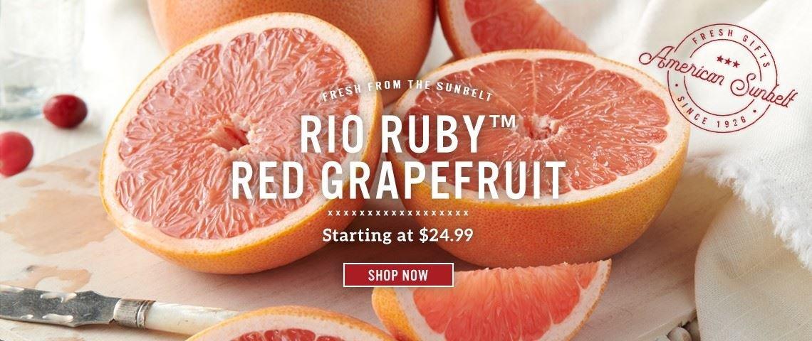 Slide - Ruby Red Grapefruit