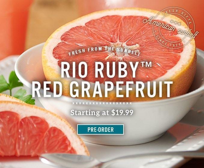 Slide Mobile - Ruby Red Grapefruit