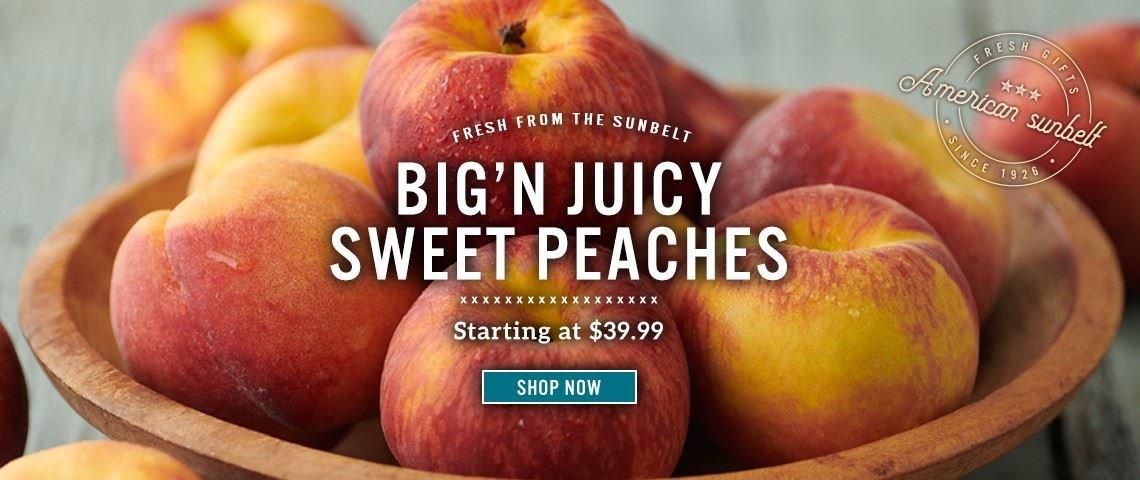 Slide - Sweet Peaches