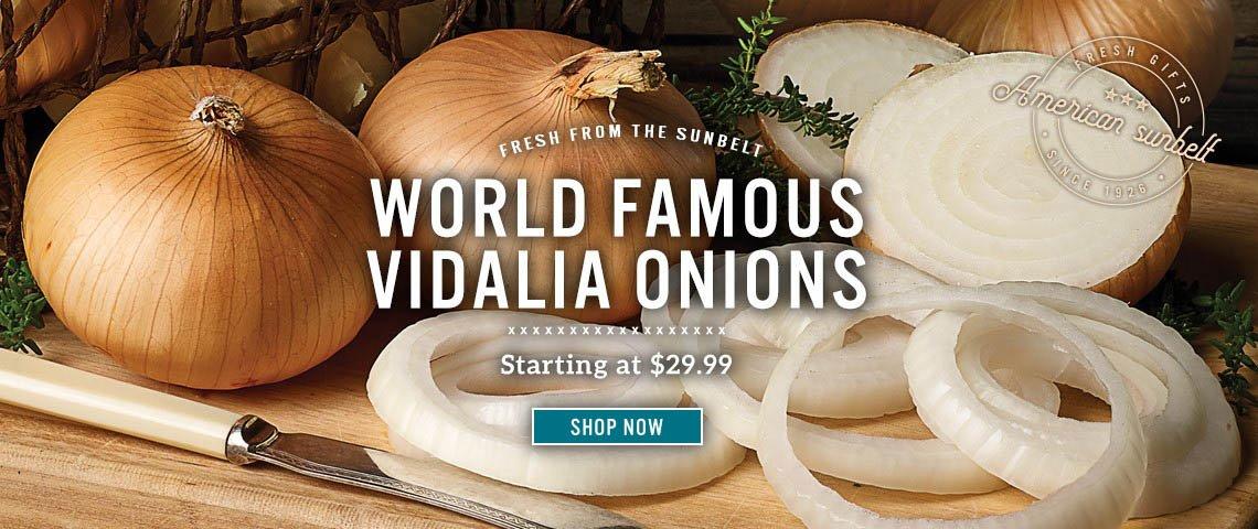 Vidalia Onions - Slide