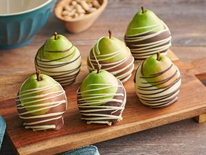 Holiday Chocolate Pear-Fection