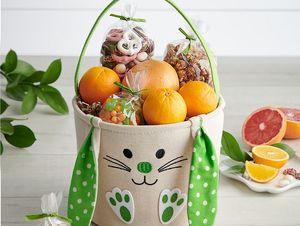 Big Ears Bunny Basket