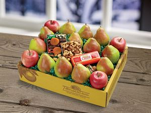 Comice Pears & Christmas Assortment
