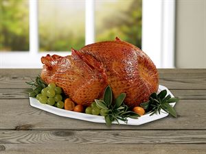 Smoked Turkeys - Traditional or Seasoned with Lemon Pepper