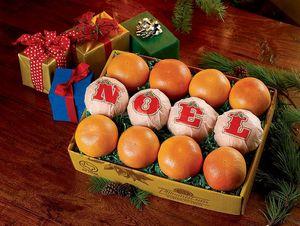 Noel Custom-Wrapped Citrus