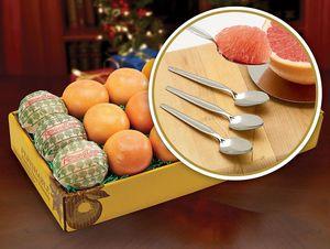 Half-Bushel Grapefruit Spoons Special