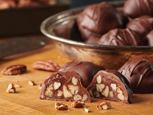 Choc Covered Pralines