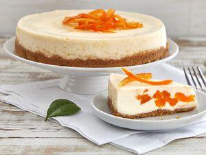 Creamy Citrus Cheesecake