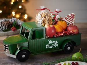 Truck o' Christmas Treats