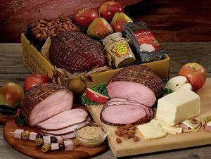 Christmas Buffet Box with Turkey