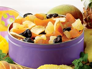 Tuti Fruiti Dried Fruit in Easter Tin