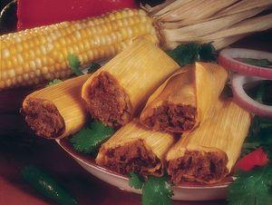 Holiday Tamales
