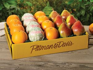 Quarter Bushels Plus Comice Pears