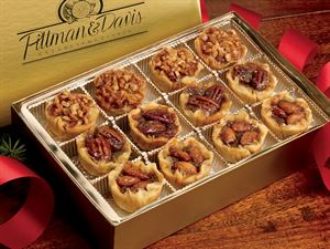 Nut Tarts