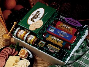 Sausage & Cheese Assortment