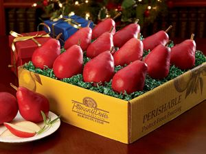 Starkrimson Pears