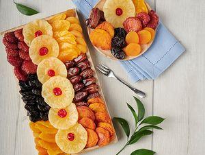 Holiday Fruit Tray