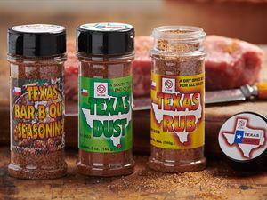 Texas Seasoning