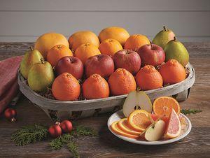 Winter Fruit Medley