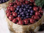 Chocolate Covered Cherries & Blueberries