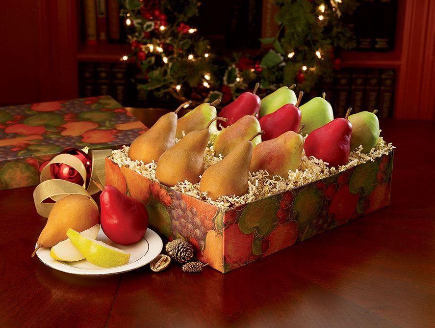 4 Pear Variety Box