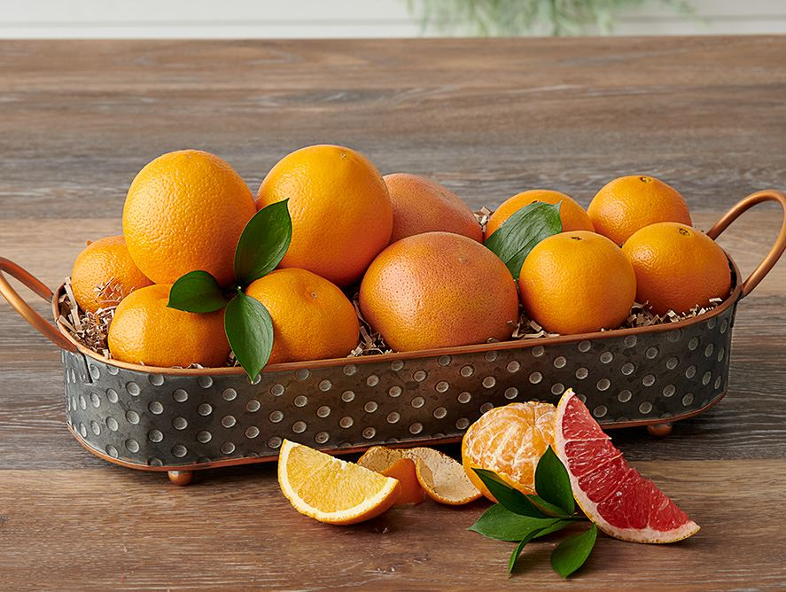 Citrus Delights Gift Basket