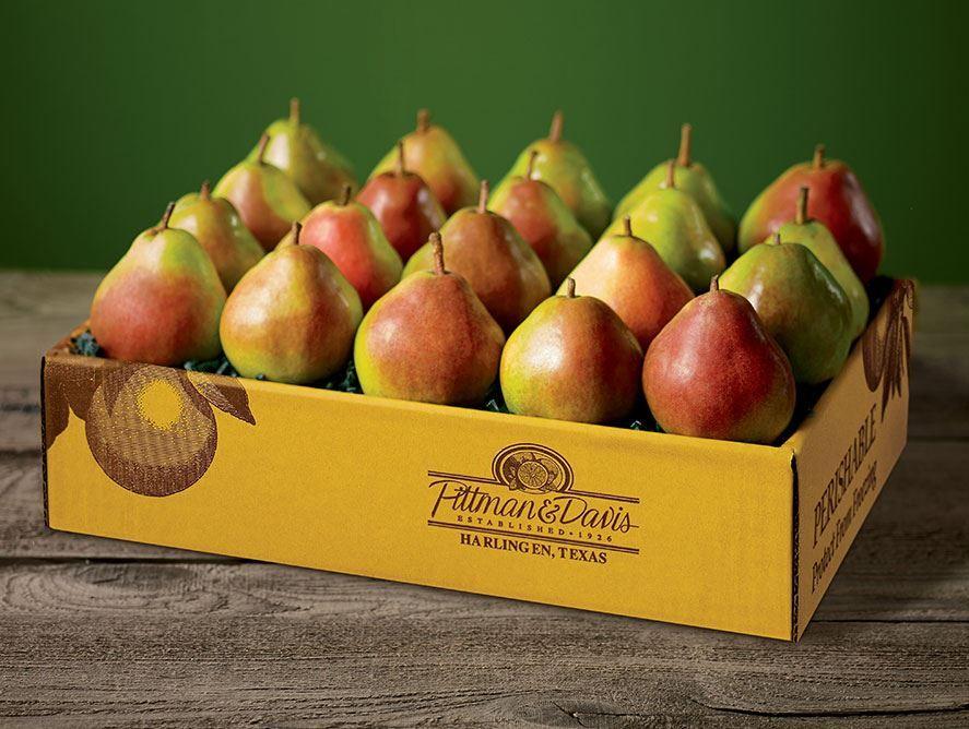 King Comice Pears