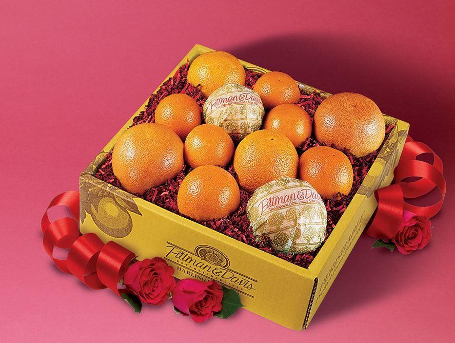 Valentine Navels, Ruby Reds & Tangelos