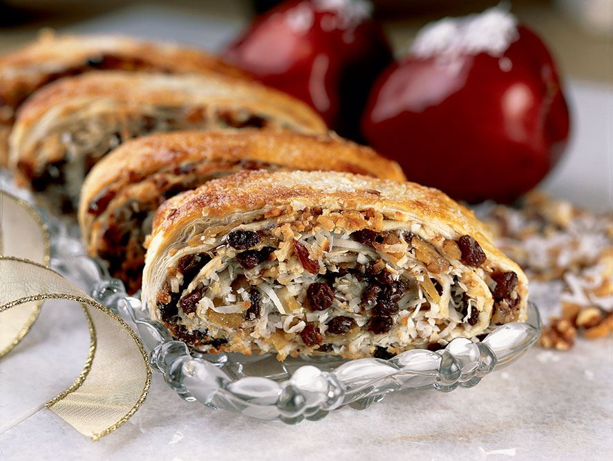 Jewish Scottish Strudel