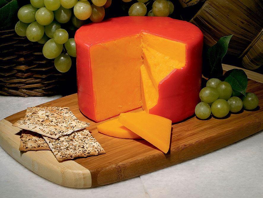 Aged Cheddar Cheese