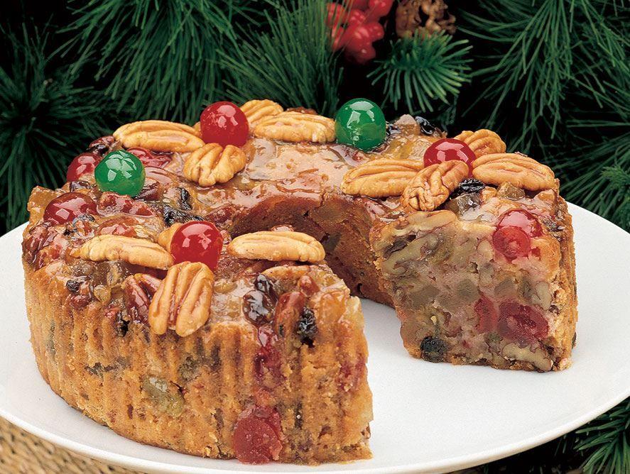 Traditional Fruit Cake