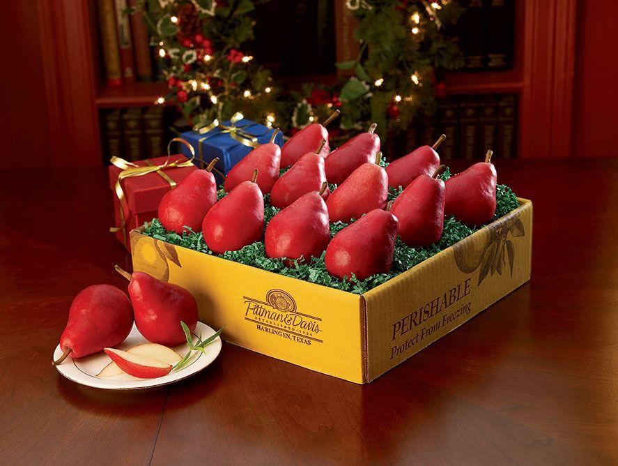 Starkrimson Pears