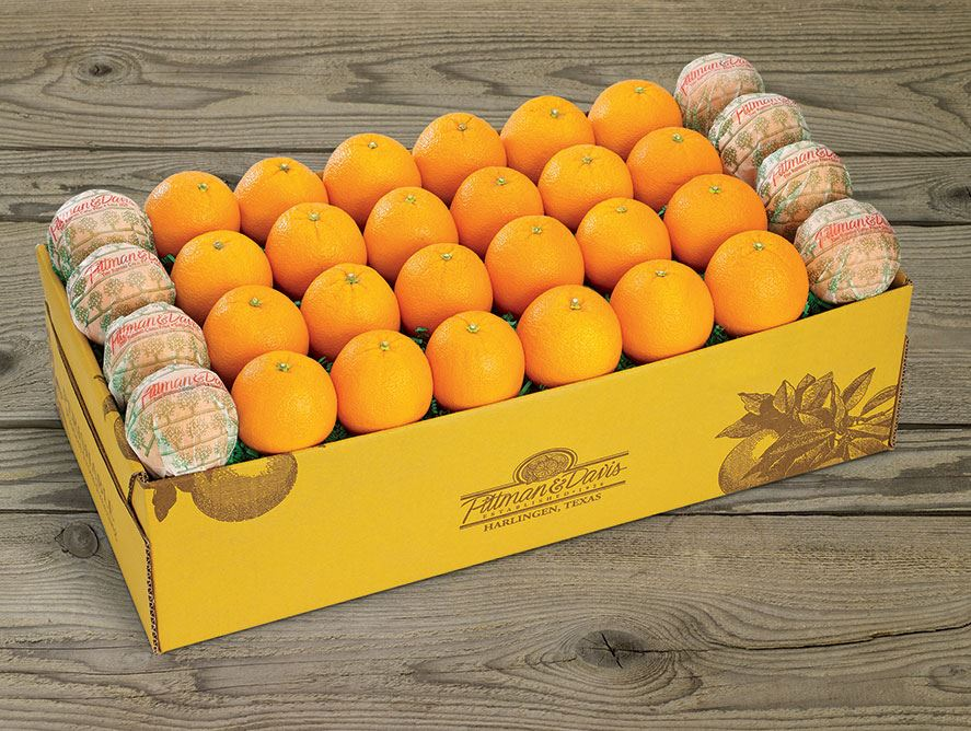 Citrus Supply 1 Bushel Oranges