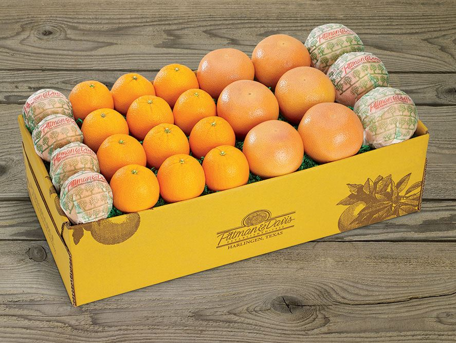 Citrus Supply 1 Bushel Mixed