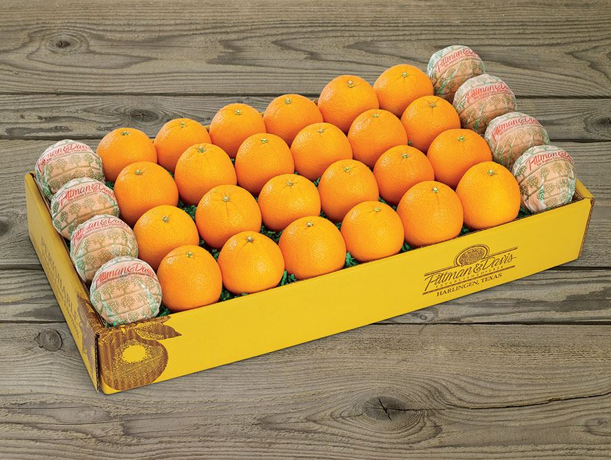 Citrus Supply 1/2 Bushel Oranges