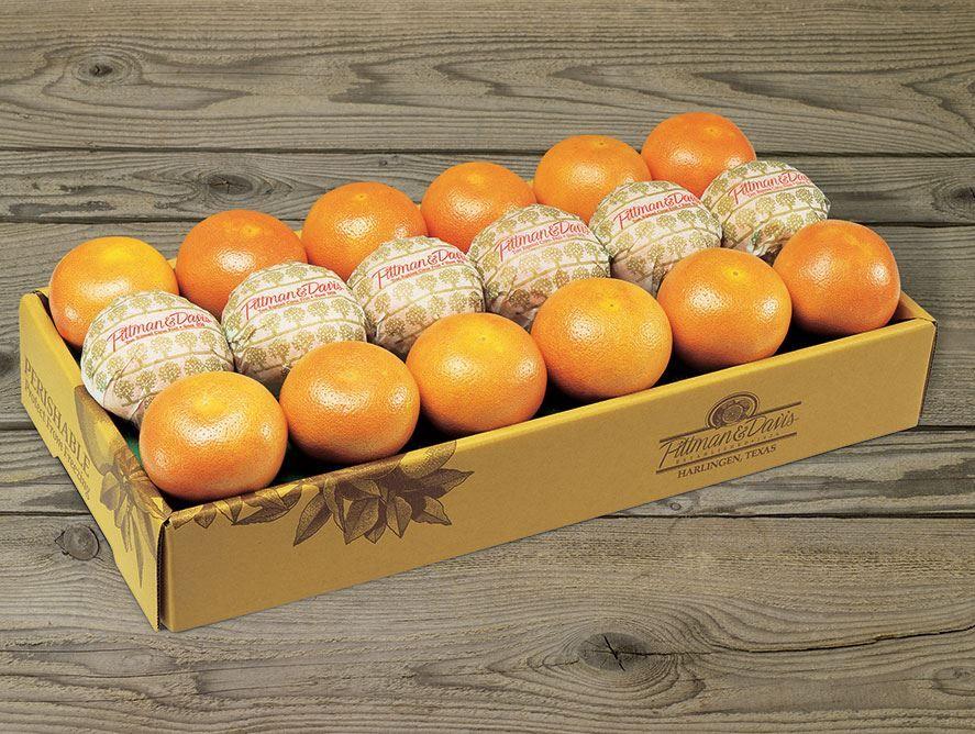 1/2 Bushel Grapefruit (Back Page)